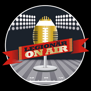 Legionär on Air Podcast Cover